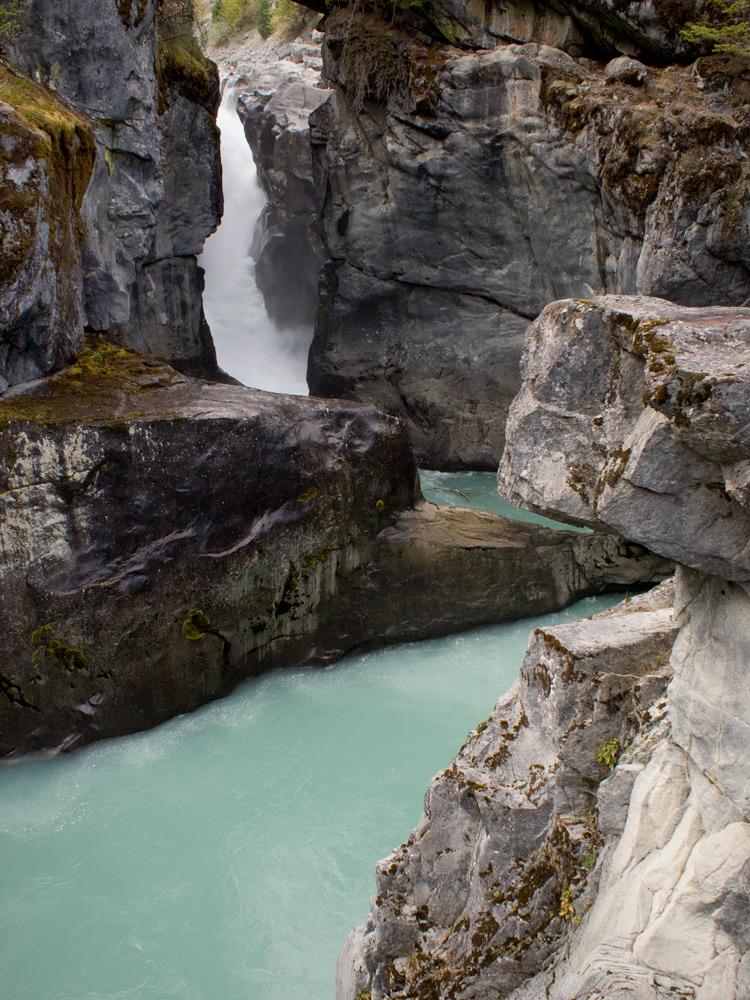 Nairn Falls in Whistler