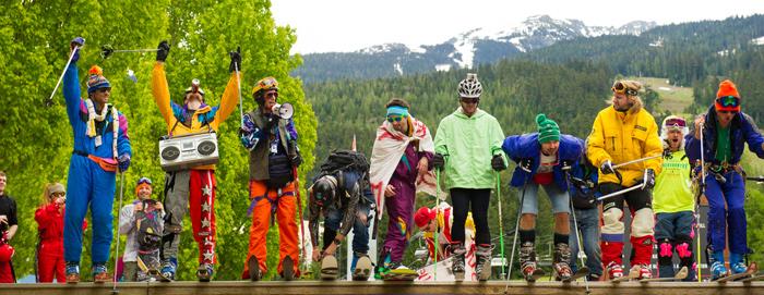 Whistler Gaper Day