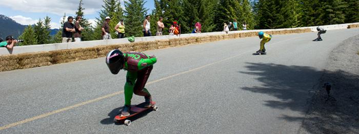 Whistler Longboard Festival