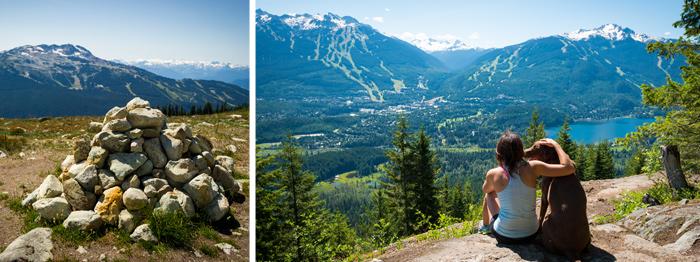 whistler-alpine scenery