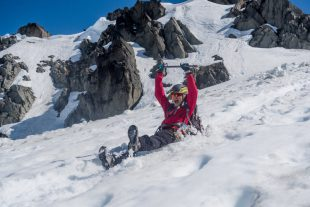Glacier Glissade Tour with Mountain Skills Academy and Adventures, Whistler