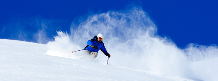 Whistler fresh snow