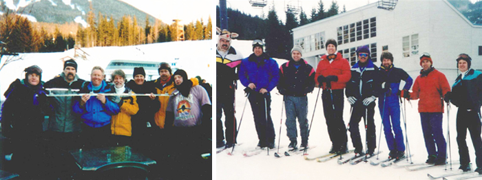 Shot Ski Fun