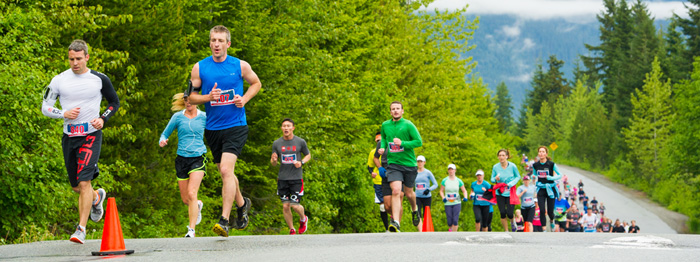 Whistler Running Scenery