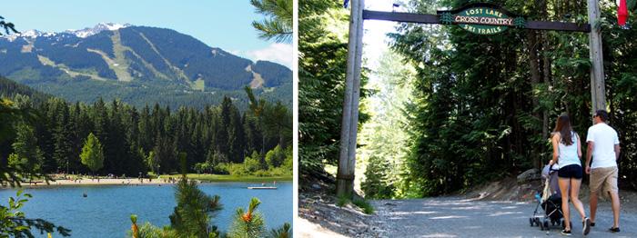 Whistler Lost lake