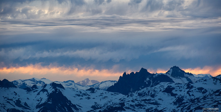Whistler Rolling Clouds