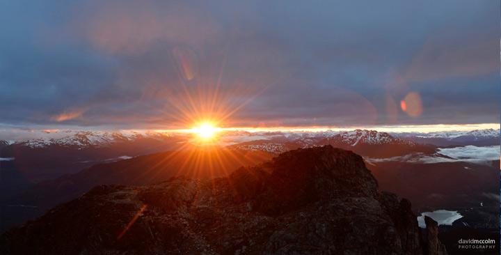 Whistler Sunburst