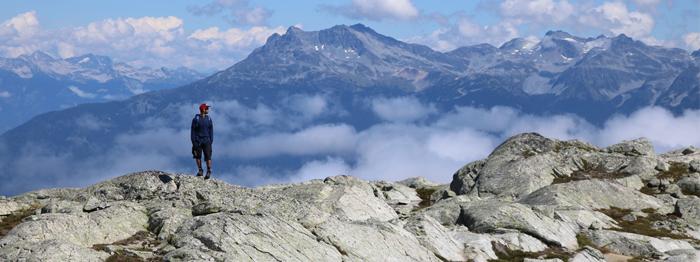 Skywalk Trail Views, Whistler