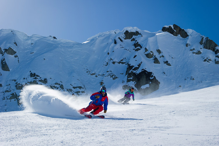Spring Skiing in Whistler, BC