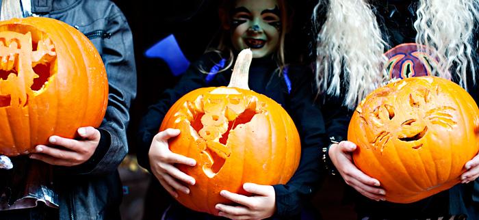 Pumpkin Carving for Kids