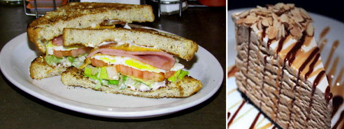BELTCH at Riverside Cafe