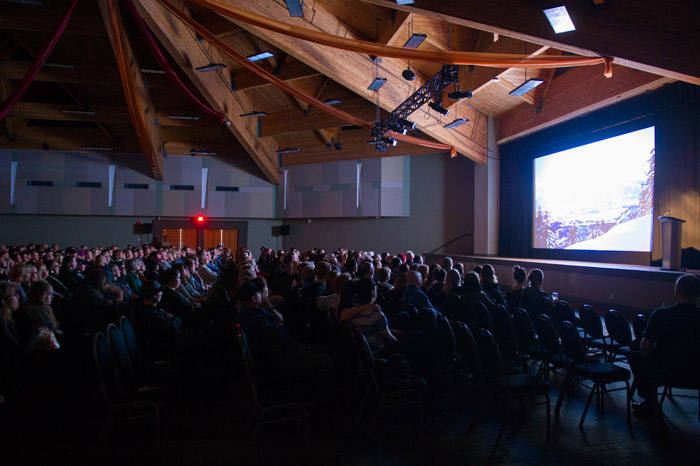 Whistler Film Festival Screening