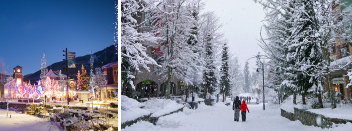 Most Romantic Ski Resort