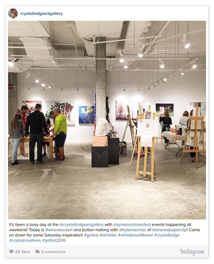 Wine About Art Event