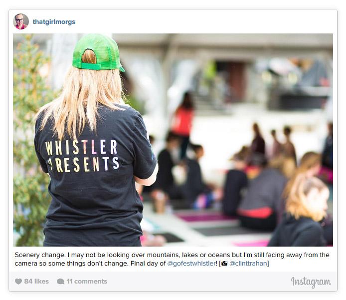 Volunteer at GoFest Yoga