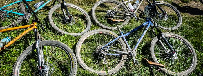 Mountain Bike Quiver