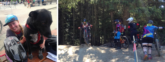 Whistler Bike Park Coach