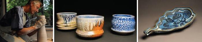 Vincent Massey Stoneware