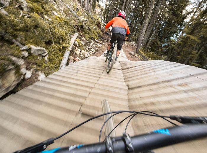 Whistler Bike Park Lesson