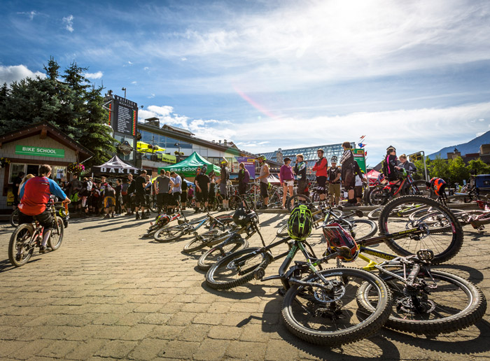 Whistler Bike School