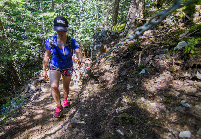 Hiking Whistler Canada