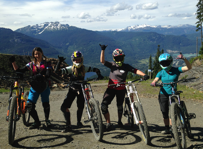 Women's Ride Days Whistler