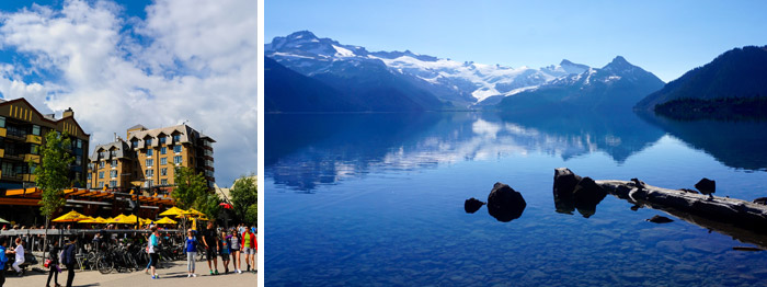 Garibaldi Lake and Longhorn Patio