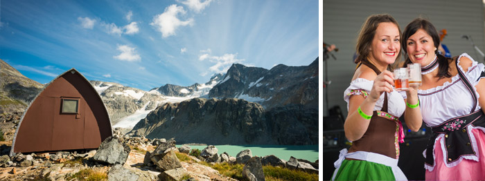 Whistler Hiking and Beer Festival