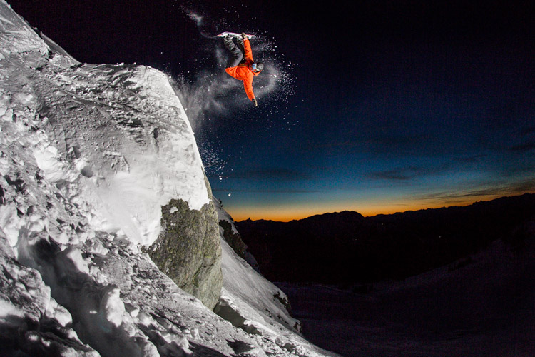 Rider Colin D Watt, Whistler BC. PHOTO ERIN HOGUE