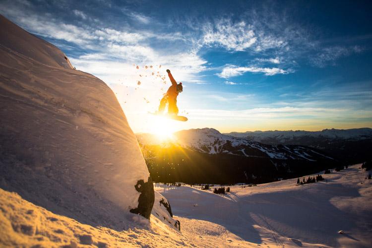 Rider Braden Dean, Whistler BC. PHOTO ERIN HOGUE