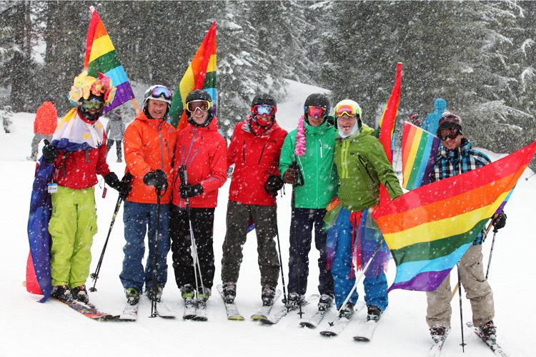 Whistler Winter Pride