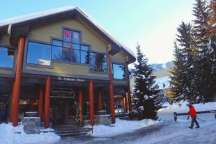 Fanatyk Co Ski & Bike in Whistler