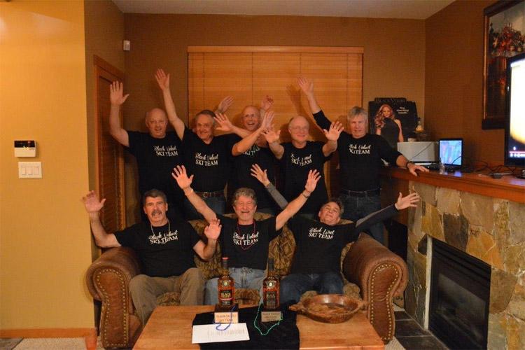 Local Favourites: The Black Velvet Ski Team