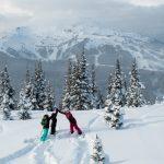 Epic Whistler Ski Season