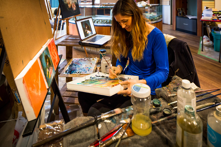 Whistler Art Workshops