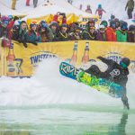 Slush Cup at World Ski and Snowboard Festival