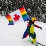 Whistler Pride and Ski January 2018 SKi Out