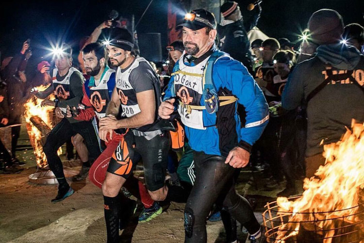Toughest Mudder Whistler