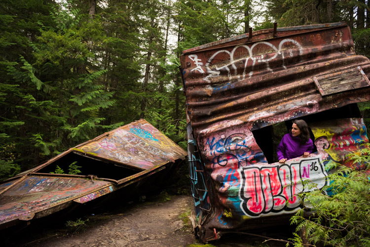 Best Instagram Spots in Whistler