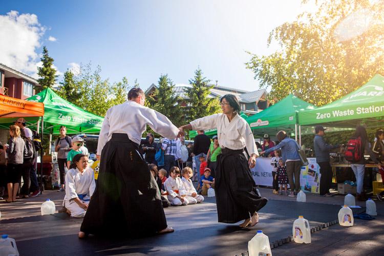 Whistler Multicultural Festival.