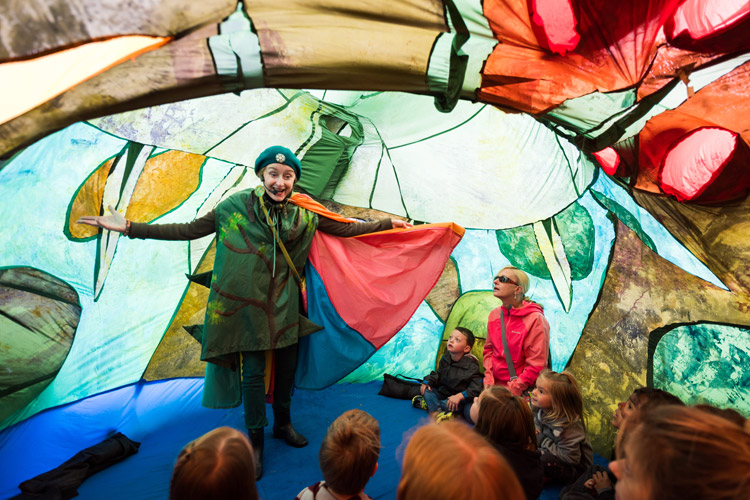 Whistler Children's Festival Story Time