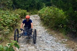 Whistler Adaptive Sports Summer Program