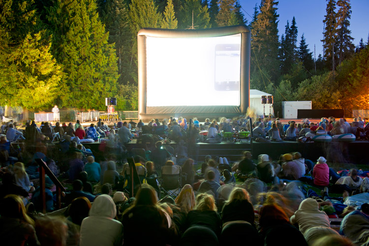 Whistler Outdoor Cinema
