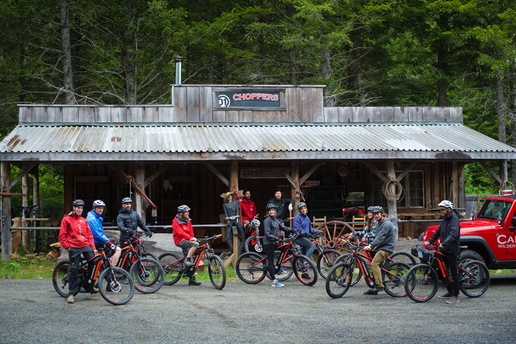 Whistler E-Bike Tours