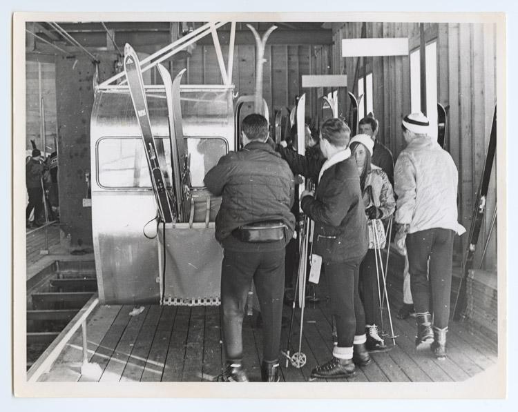 Whistler's First Gondola