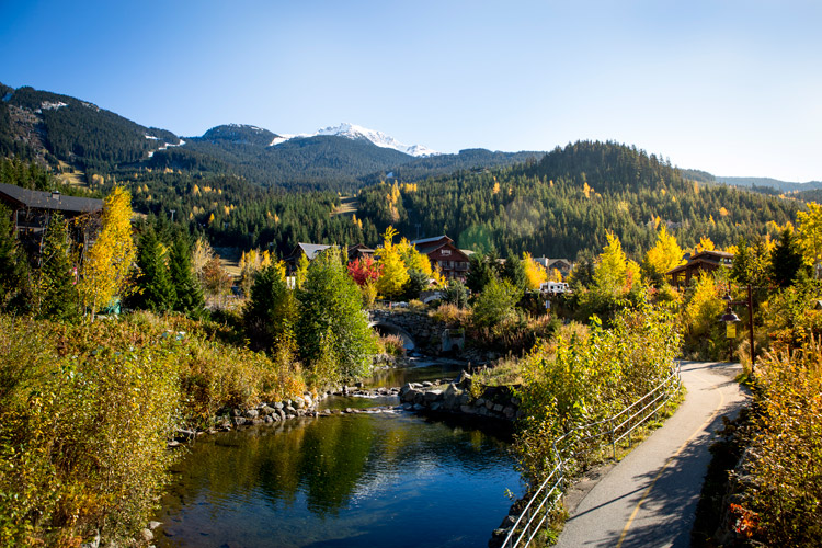 Fall in Whistler