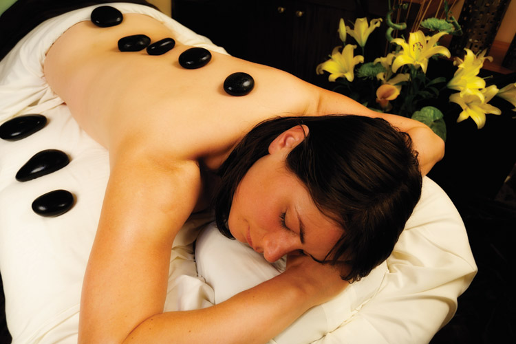 Hot Rock Treatment - Spa in Whistler