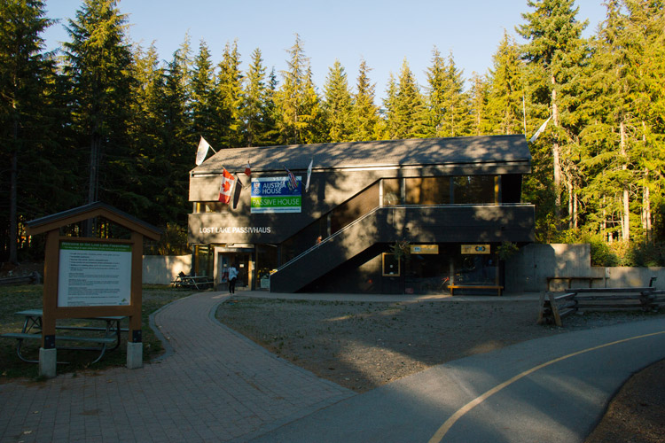 The Passive Haus in Whistler