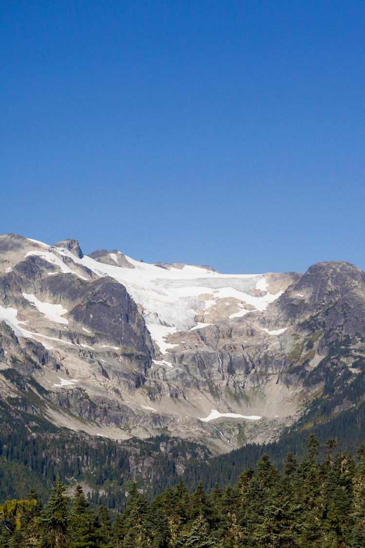 Rainbow Mountain in Whistler