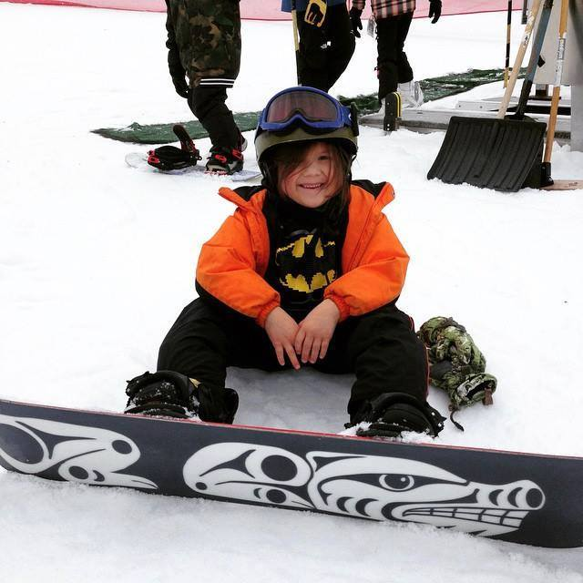 First Nations Snowboard Team Programs